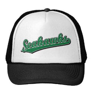 Seahawks en verde gorras
