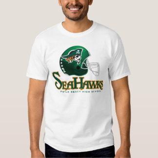 Seahawks Football Helmet T-Shirt