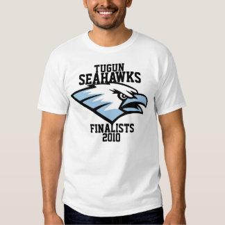 Seahawks Organic crew T-shirt