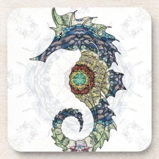 Seahorse 01 de la mandala