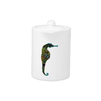Seahorse 1 teapot