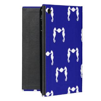 Seahorse and Shell iPad Mini Case