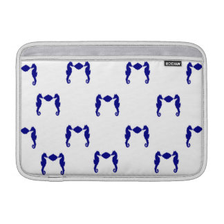 Seahorse and Shell Sleeve For MacBook Air