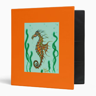 Seahorse Binder