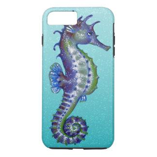 Seahorse Blue iPhone 8 Plus/7 Plus Case