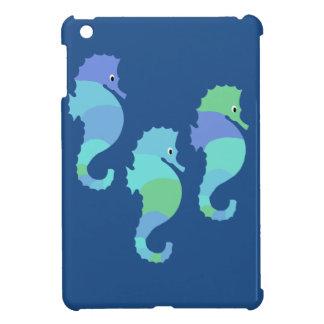 Seahorse Blues iPad Mini Cases