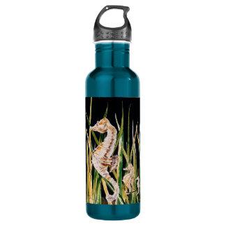 Seahorse Bottle 24oz Water Bottle