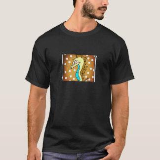 Seahorse Brown T-Shirt