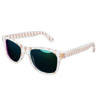 Seahorse Bubble Baby Sunglasses