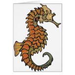 Seahorse Cards