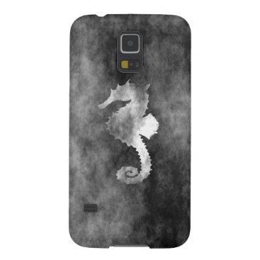 Beach Themed Seahorse Case For Galaxy S5