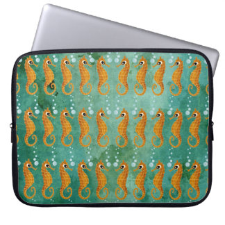 Seahorse Computer Sleeve