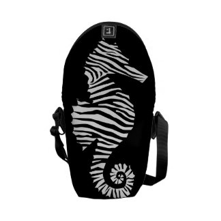 Seahorse Courier Bag