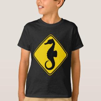 Seahorse Crossing ! T-Shirt