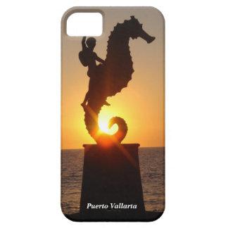Seahorse de Puerto Vallarta iPhone 5 Fundas