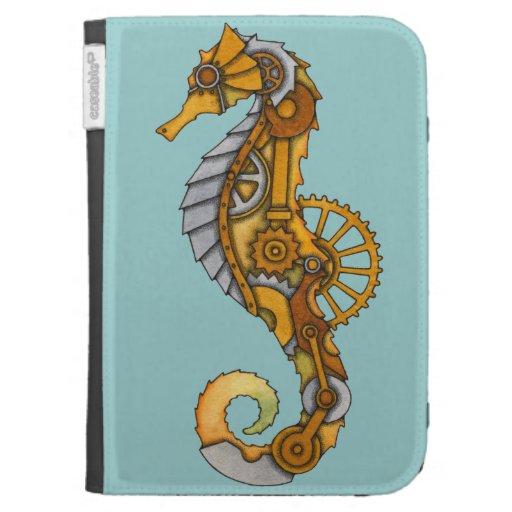Seahorse de Steampunk