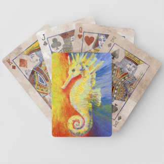 Seahorse Deck of Cards