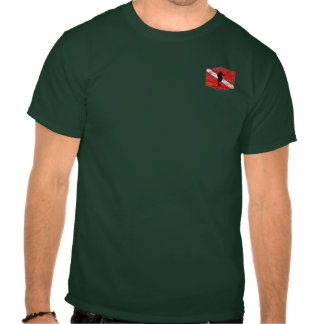 Seahorse Dive Lodge Tshirt