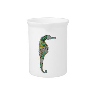 Seahorse Drink Pitchers