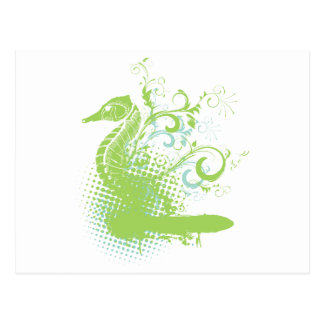 seahorse elegante