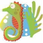 Seahorse Esculturas Fotograficas