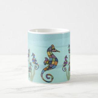 Seahorse Family Fun Coffee Mug