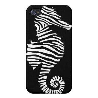 Seahorse iPhone 4 Fundas
