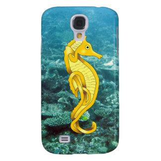Seahorse Funda Para Galaxy S4