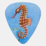 Seahorse Guitar Pick