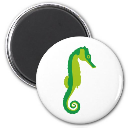 Seahorse - hippocampus iman de nevera