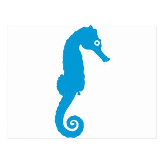 Seahorse - hippocampus post cards