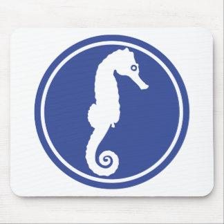 Seahorse - hippocampus tapetes de ratón