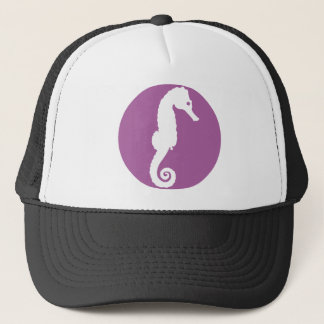 Seahorse - hippocampus trucker hat