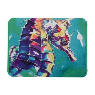 Seahorse Imán Flexible