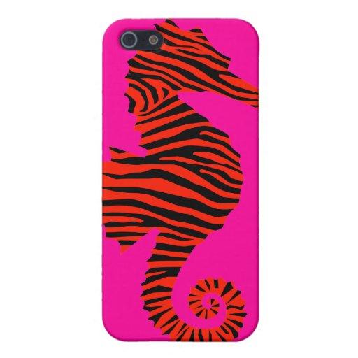 Seahorse iPhone 5 Funda