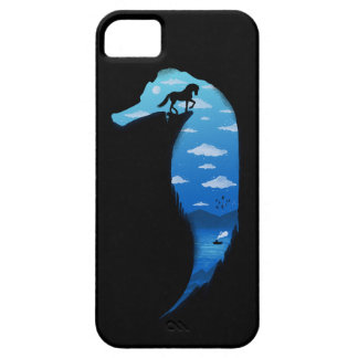 SeaHorse iPhone 5 Fundas