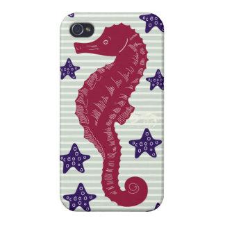 Seahorse - iPhone Case