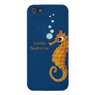Seahorse iPhone 5 Cover