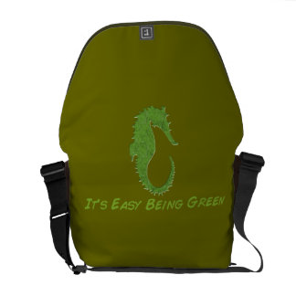 Seahorse It's Easy Courier Bag