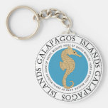 Seahorse Keychains