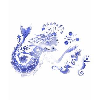 Seahorse kingdom shirt
