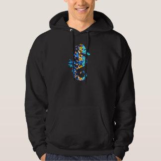Seahorse Mens Hoodie