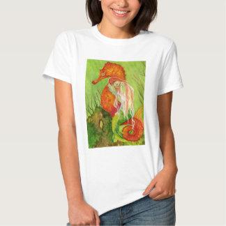 Seahorse mermaid fantasy Shirt