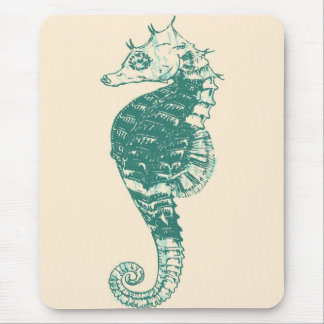 Seahorse Mouse Pads