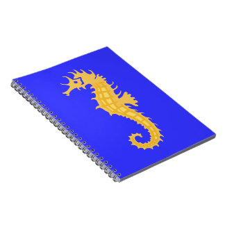 Seahorse Notebook