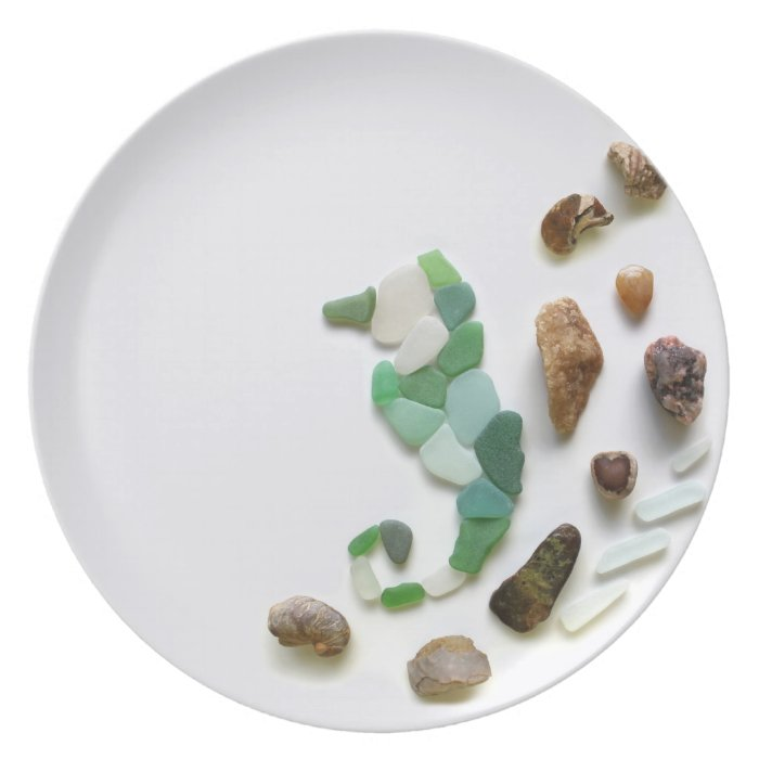 Seahorse - Plate