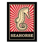 Seahorse Postales