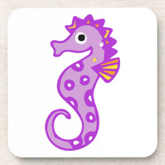 Seahorse púrpura