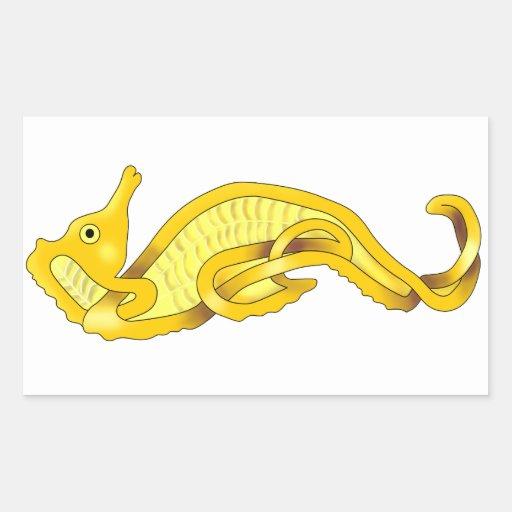 Seahorse Rectangular Altavoz