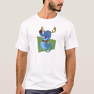 Seahorse Reindeer T-Shirt